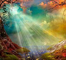 The Secret Grotto by Aimee Stewart