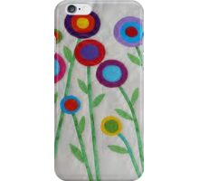Kind flowers iPhone Case/Skin