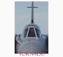 Tornado - RAF Tornado GR 4 jet fighter by RedSteve