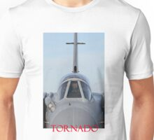 Tornado - RAF Tornado GR 4 jet fighter Unisex T-Shirt
