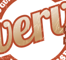Swerve's Bar - Logo Sticker