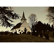 St Marys Church Photographic Print