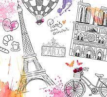 Paris by MrNicekat