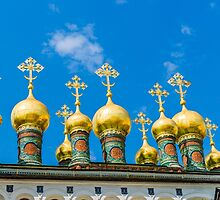 Complete Moscow Kremlin Tour - 43 of 70 by luckypixel
