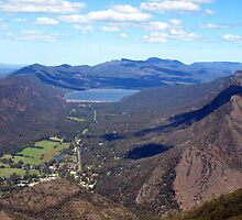 The Grampians - Western Victoria Australia by Bev Pascoe