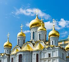 Complete Moscow Kremlin Tour - 46 of 70 by luckypixel