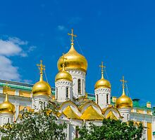 Complete Moscow Kremlin Tour - 47 of 70 by luckypixel