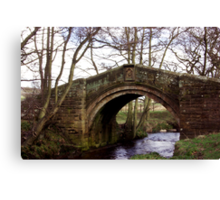 Pack Horse Bridge - Westerdale Canvas Print
