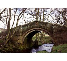 Pack Horse Bridge - Westerdale Photographic Print