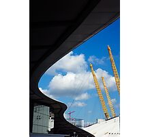 O2 Arena, London Photographic Print
