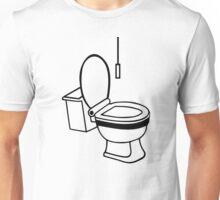 Toilet WC Unisex T-Shirt