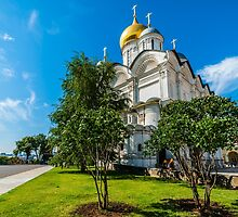 Complete Moscow Kremlin Tour - 51 of 70 by luckypixel