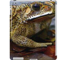 Rogue Toad iPad Case/Skin