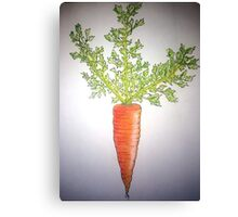 carrot! Canvas Print
