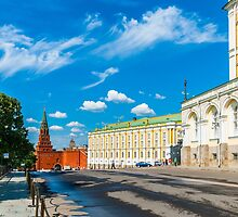 Complete Moscow Kremlin Tour - 53 of 70 by luckypixel
