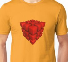 Red Square Unisex T-Shirt