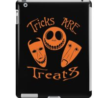 Tricks are Treats iPad Case/Skin