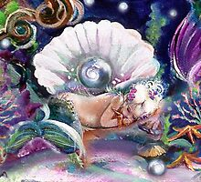Pearls & Dreams by Robin Pushe'e