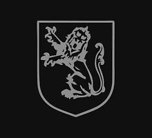 A Complete Guide to Heraldry - Figure 308 — Lion sejant guardant erect Unisex T-Shirt