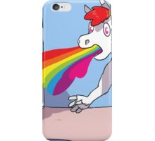 Sick Unicorn iPhone Case/Skin