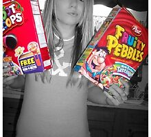 Why so cereal? by Ellie M