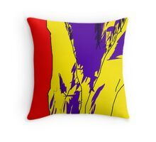 Act of male II Throw Pillow