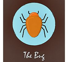The Bug Cute Portrait Photographic Print