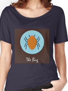 The Bug Cute Portrait Women's Relaxed Fit T-Shirt