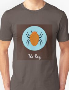 The Bug Cute Portrait Unisex T-Shirt