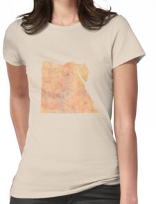 Egypt Womens Fitted T-Shirt