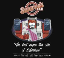 Serve's Bar - Full by Dave Brogden