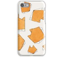 Fox Face iPhone Case/Skin