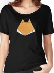 Fox Face Women's Relaxed Fit T-Shirt