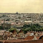 Prague Panorama by J O'Neal
