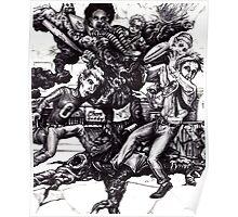 Kid Revolt... Poster