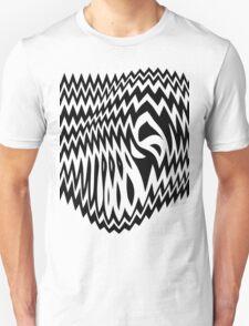Abstract - negative T-Shirt