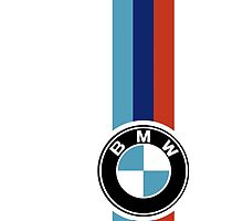 BMW Stripe by BaDizza