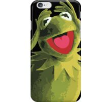 Muppet Arm Flail YAY iPhone Case/Skin