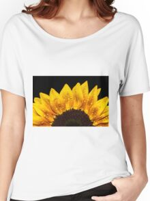 Happiness is Yellow Women's Relaxed Fit T-Shirt