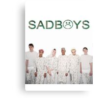 Sadboys Boys/ Gravity Boys Canvas Print
