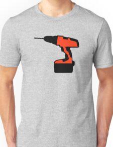 Cordless portable screwdriver Unisex T-Shirt
