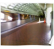 Metro here Poster