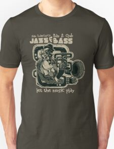 Jazz and Bass Unisex T-Shirt