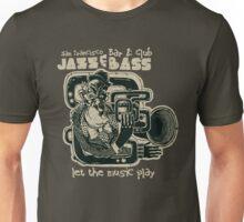 Jazz and Bass Unisex T-Shirt
