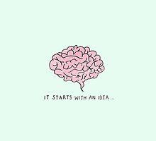 Brain by chazzasstuff