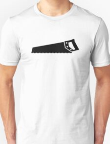 Black saw T-Shirt