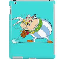 asterix and obelix iPad Case/Skin