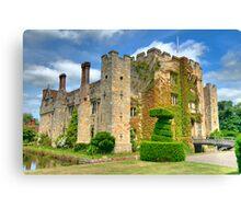 Hever Castle,Kent England Canvas Print