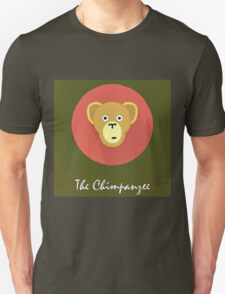 The Chimpanzee Cute Portrait T-Shirt