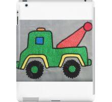 Tow Truck iPad Case/Skin